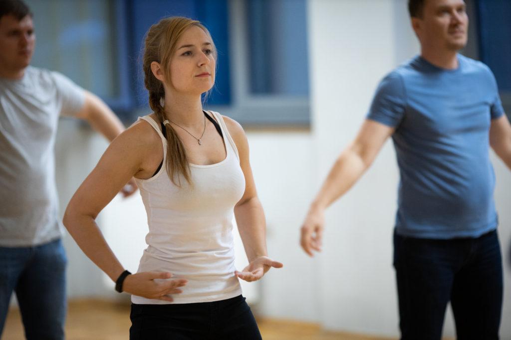 Taniec w Łodzi - kurs tańca